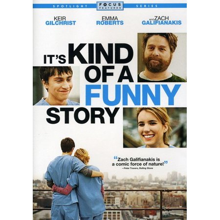 It's Kind of a Funny Story (DVD) (Hot Funny Movies)