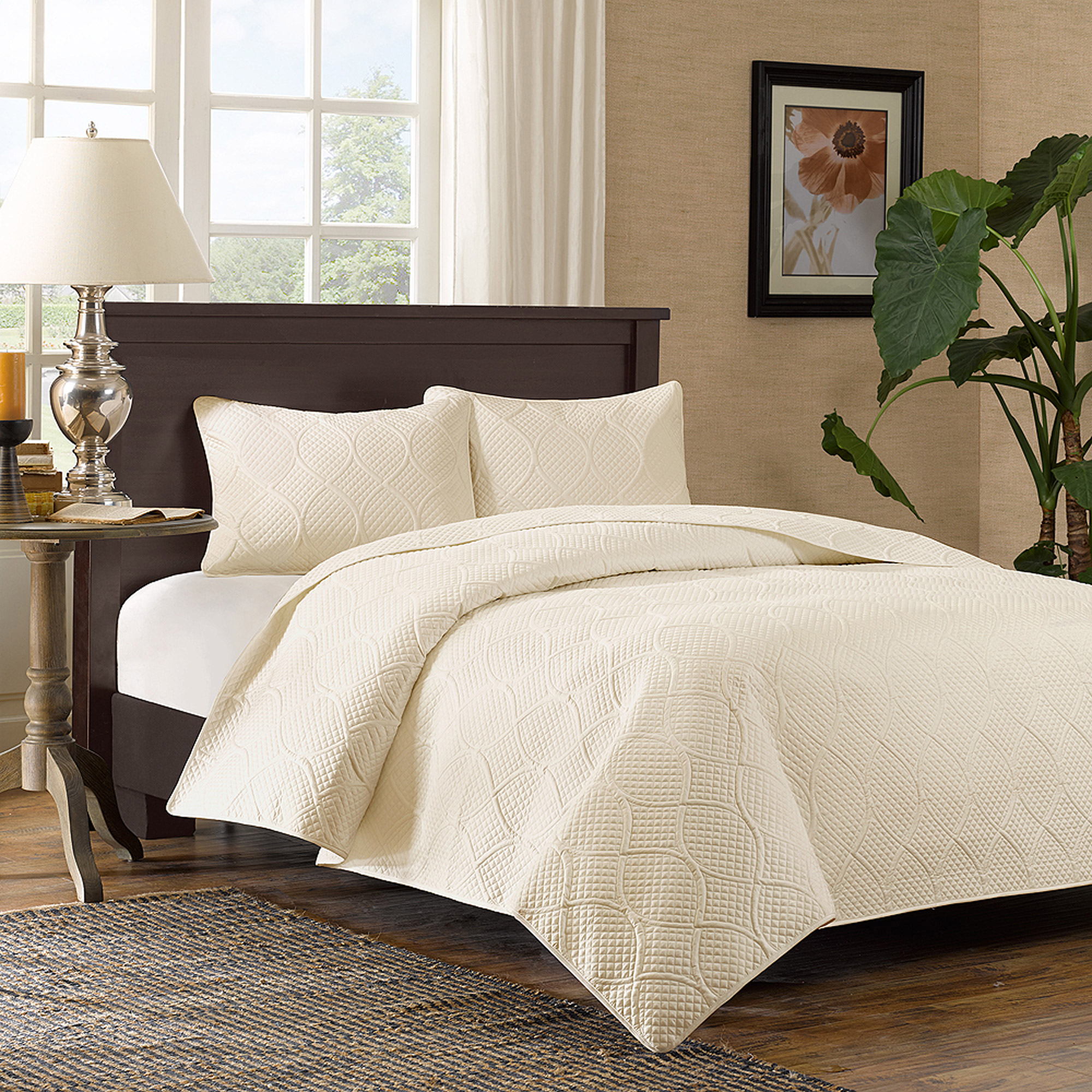 Home Essence Margaux Bedding Coverlet Set