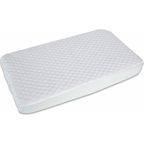 quilted breathable cradlepram cotcrib mattress size 85 x 45 cm s