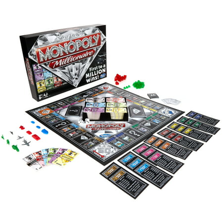 Possible Walmart Monopoly Millionaire Clearance 12 29 17