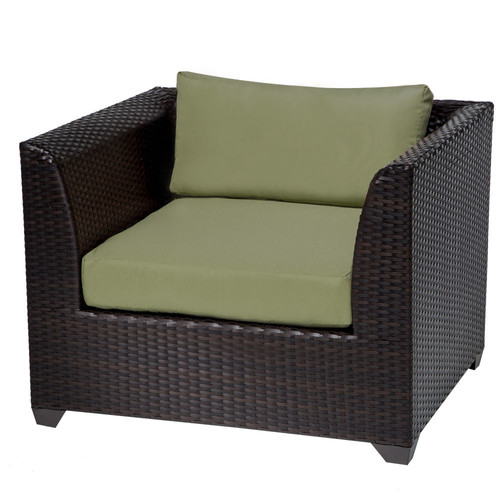 Sol 72 Outdoor Tegan Patio Chair with Cushions