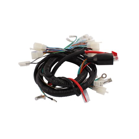 Motorcycle Ultima Complete System Electrical Main Wiring Harness for on ultima motor wiring diagram, ultima harness 18 530, ultima electronic wiring system,