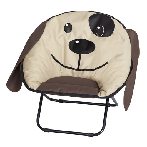 Mainstays Mini Saucer Chair, Puppy
