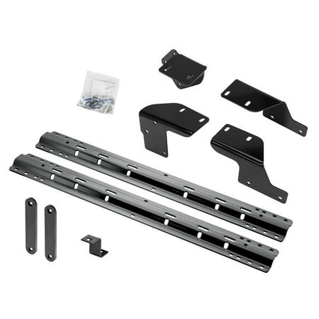 Reese 50084-58 Fifth Wheel Custom Quick Install Kit - Toyota Tundra (Fifth Wheel Install Kits)