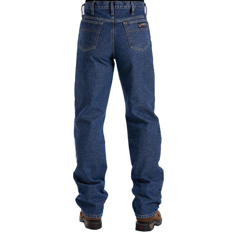 Cinch Apparel Mens  WRX White Label Flame Resistant Jeans