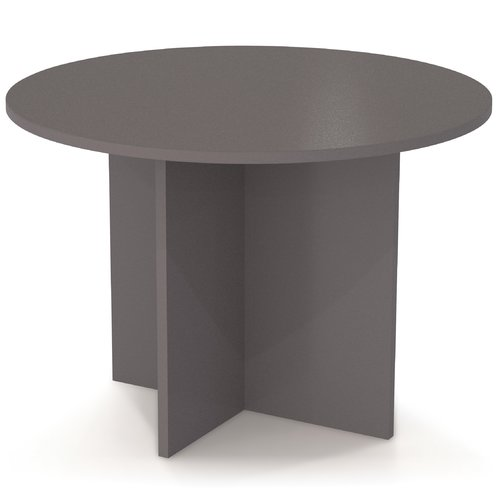 Bestar 3' 6'' Circular Conference Table by Bestar