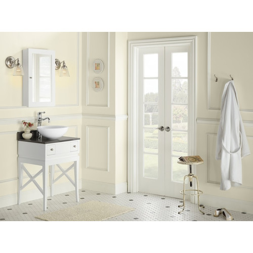 Ronbow Angelica 23'' Bathroom Vanity Set with Mirror