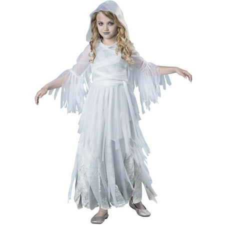 Child Haunting Beauty Ghost Costume Incharacter Costumes 7056 - Ghost Kids Costume