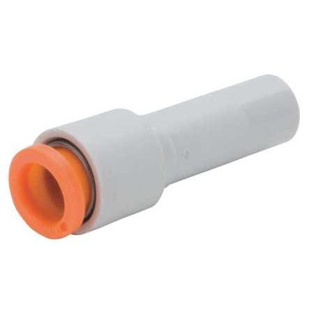 - SMC KQ2R01-07A Plug In Reducer, 1/8x1/4 In, TubexPlug In