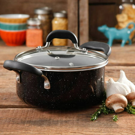 The Pioneer Woman Vintage Speckle 3 Quart Soupchili Casserole With