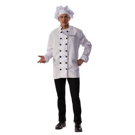 Halloween Chef De Partie Adult Costume - De Terror De Halloween