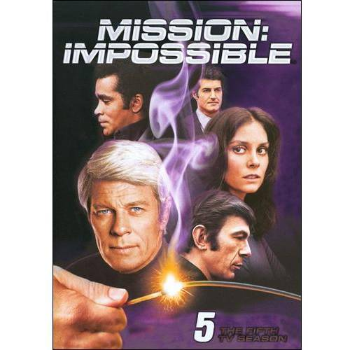 Mission: Impossible: The Fifth TV Season