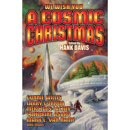A Cosmic Christmas - eBook ()