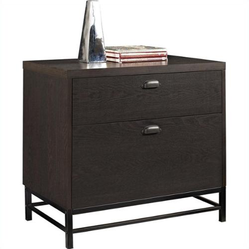 Altra Furniture Manhattan 2 Drawer Lateral File Cabinet in ...