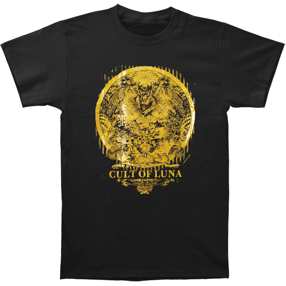 Cult Of Luna Men's  Eternal Kingdom T-shirt Black