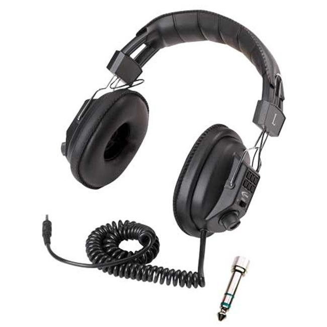Califone International 3068AV Switchable Stereo-Mono Headphones