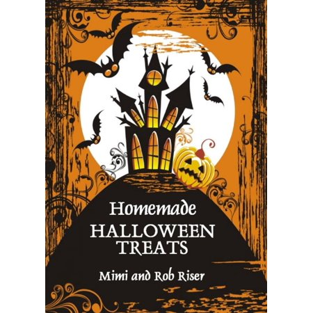Homemade Halloween Treats - eBook - Homemade Halloween Bookmarks