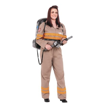 Deluxe Ghostbuster Adult Halloween - Women Ghostbusters