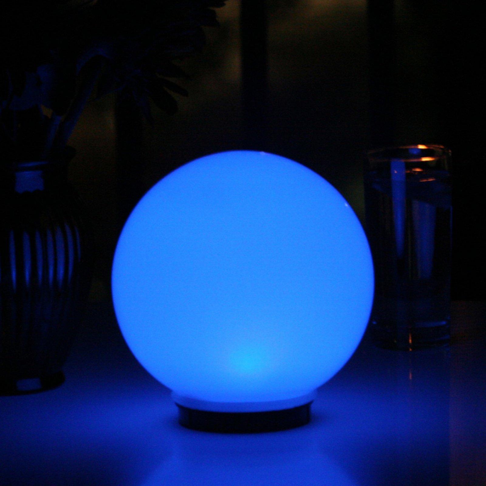 "Solar Magic Globe - 8"" dia."