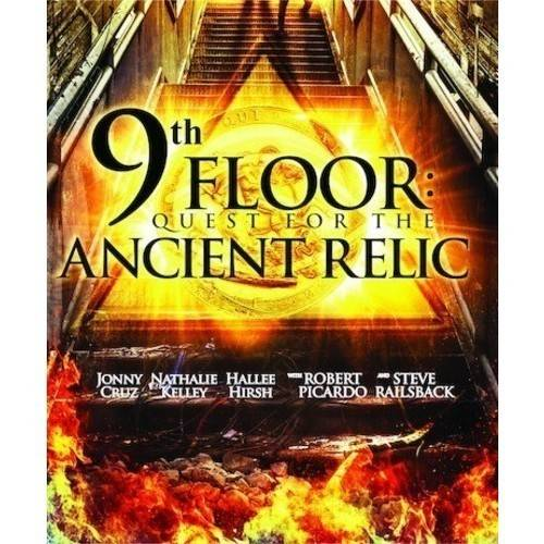 9th Floor: Quest for the Ancient Relic (AKA Infiltrators) (Blu-ray)
