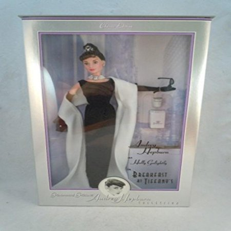 Classic Traditions Holly (Audrey Hepburn As Holly Golightly in Breakfast At Tiffany's Classic Edition Barbie Doll -- NEW IN)
