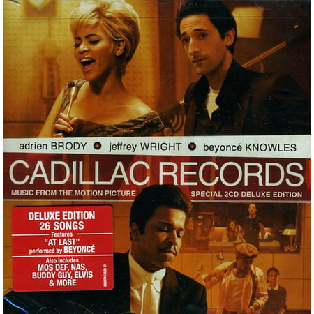 Cadillac Records Soundtrack