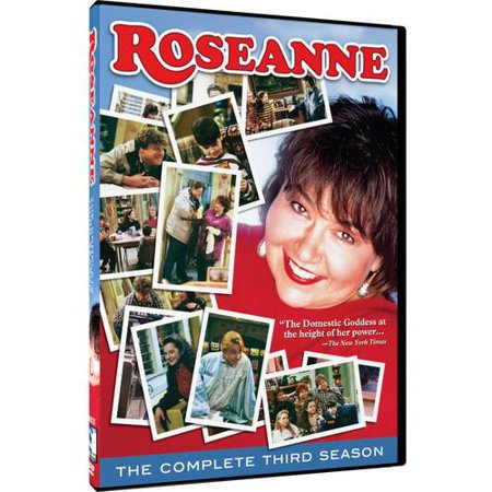 Roseanne  The Complete Third Season  Full Frame