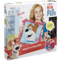 The Secret Life of Pets Knot A Pillow