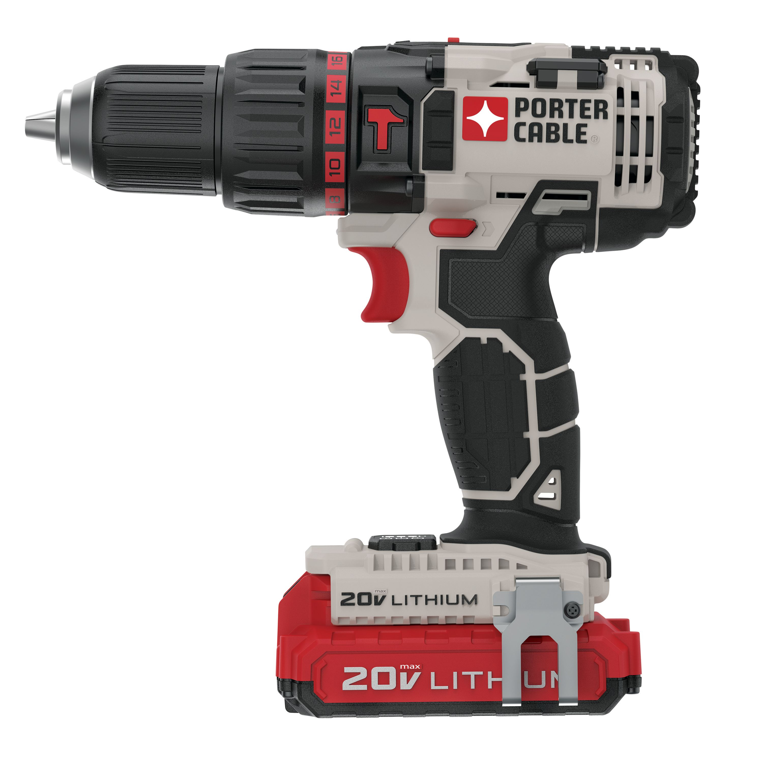 18V CORDLESS LITHIUM RECHARGEABLE COMBI HAMMER DRILL /& SMART CHARGE 3YR WARRANTY