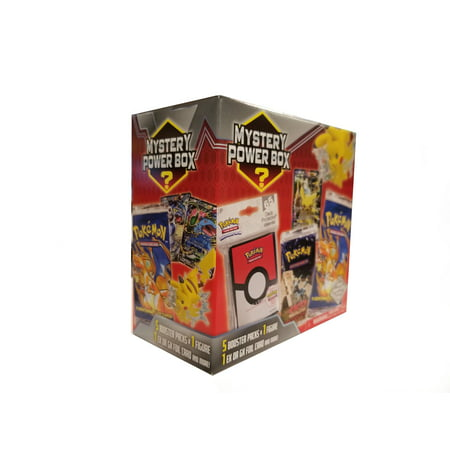 Pokemon Mystery Power 4 Box (Puff Pokemon)