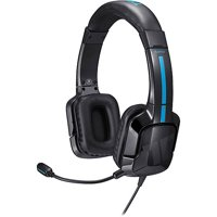 Mad Catz Kama On-Ear 3.5mm Wired Gaming Headphones (Black)
