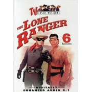 The Lone Ranger Volume 1 (DVD)