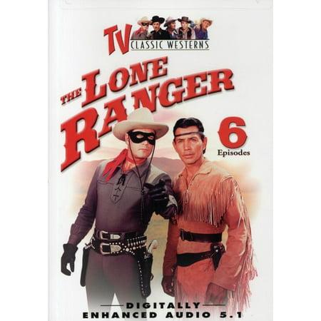 The Lone Ranger Volume 1 (DVD)