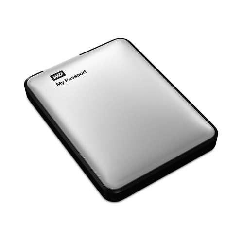 WD My Passport for Mac 500GB Portable Hard Drive - Works With Mac, USB 3.0, Pass