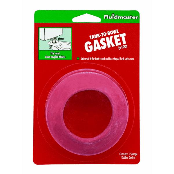 Universal Fit Close-Coupled Toilet Tank To Bowl Gasket