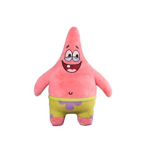 SpongeBob SquarePants - Exsqueeze Me Plush - Patrick Fart ()
