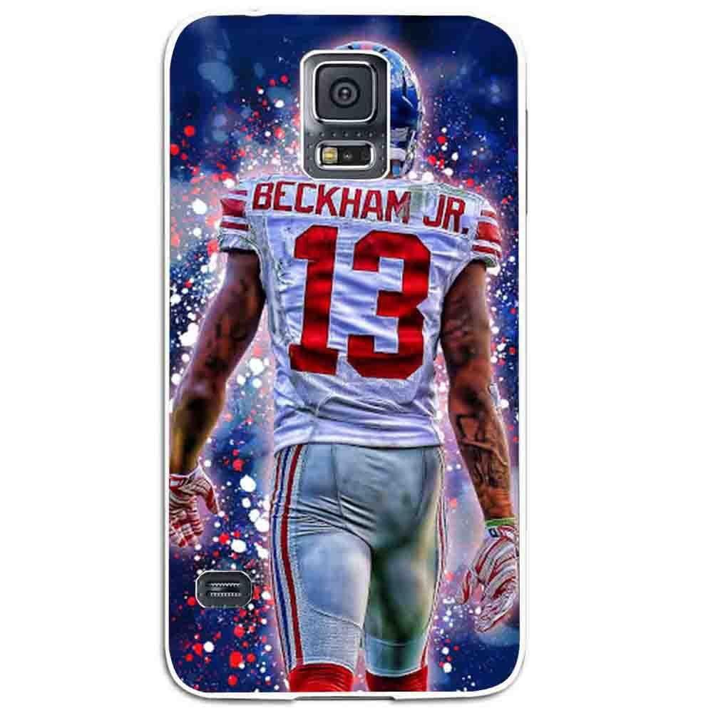 Ganma Odell Beckham Jr Giants Wallpaper Case For Samsung Galaxy Case (Case For Samsung Galaxy S6 edge white)