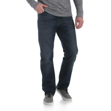 - Wrangler Men's 5 Star Relaxed Fit Jean with Flex