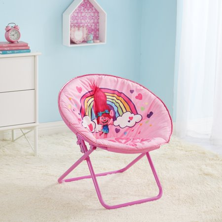 "DreamWorks Trolls Movie 23"" Kids Folding Saucer Chair"