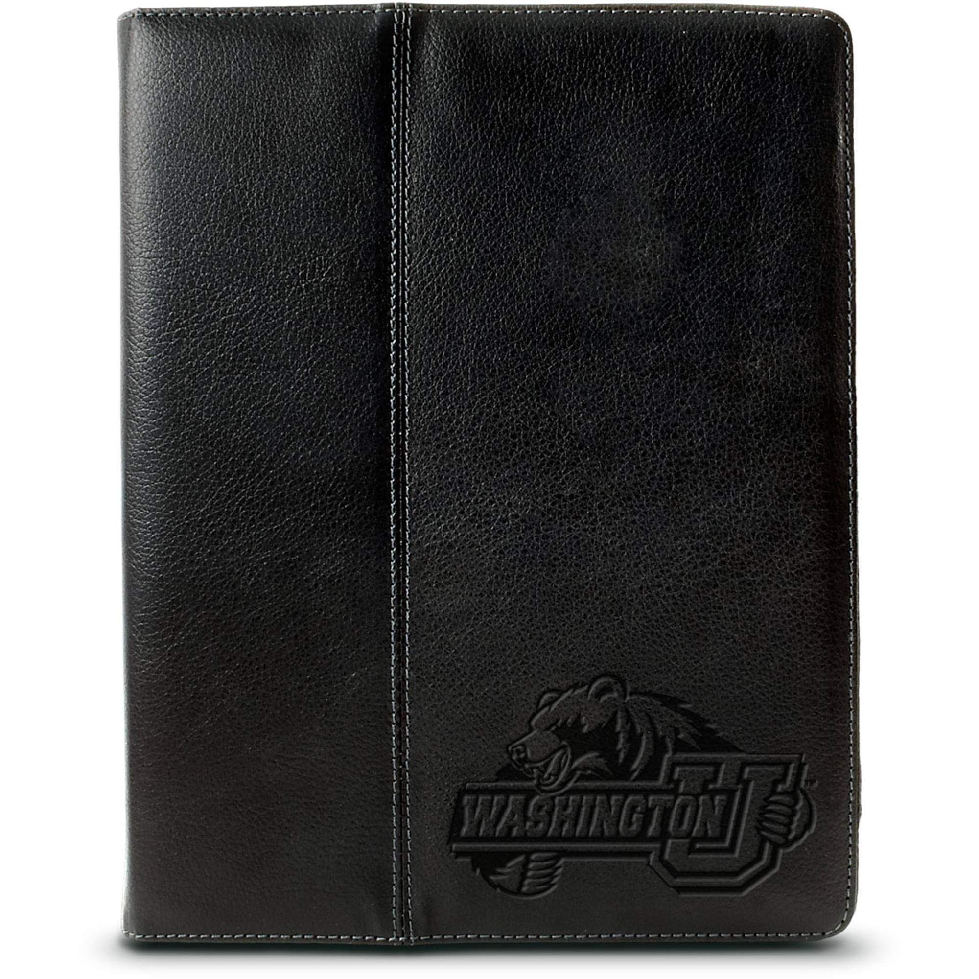 Centon iPad Leather Folio Case Washington University - St. Louis