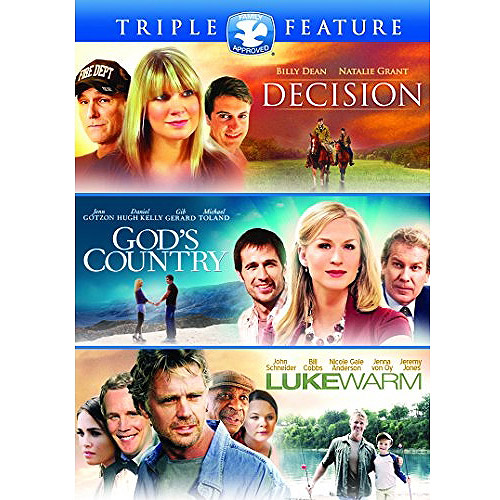Decision / God's Country / Lukewarm (Widescreen)