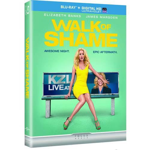 Walk Of Shame (Blu-ray + Digital HD) (With INSTAWATCH)
