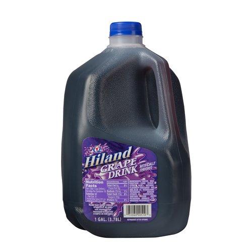 Hiland Grape Drink, 1 Gallon