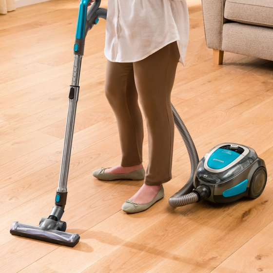 Bissell Hardwood Floor Cordless Canister Vacuum Cleaner 2001