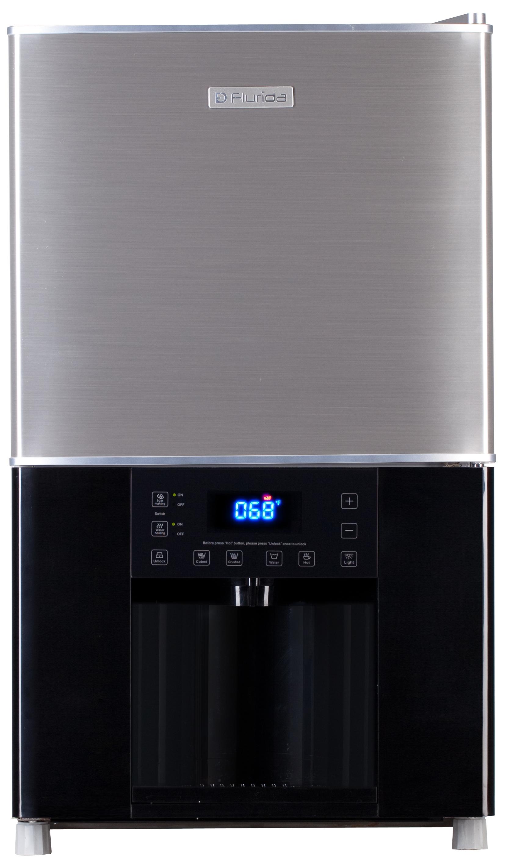 Flurida Ice & Plumbed Water Dispenser Countertop Model Walmart
