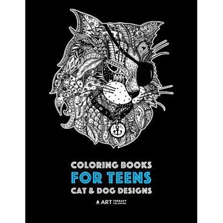 Coloring Books for Teens](Coloring Books For Teens)