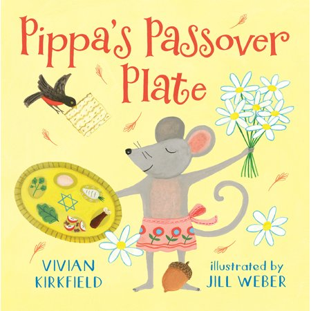 Pippa's Passover Plate - Passover Plates