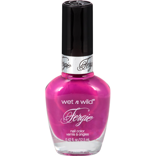 Wet n Wild Fergie Nail Color, A015 Dana Nail Color, 0.42 fl oz