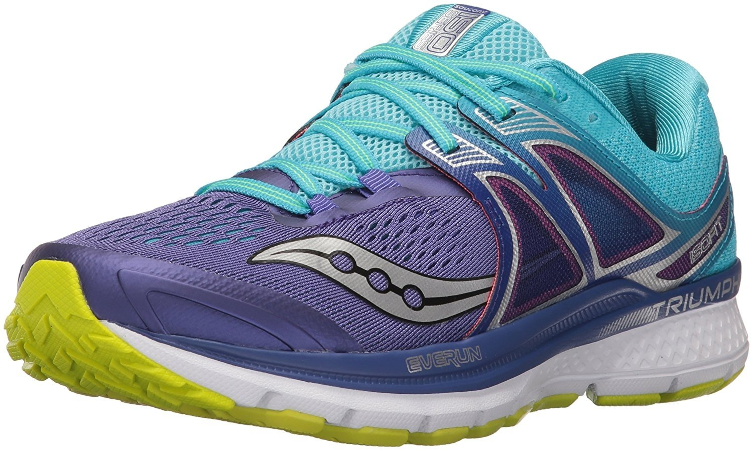 Saucony Women's Triumph ISO 3 Running Shoe by Saucony