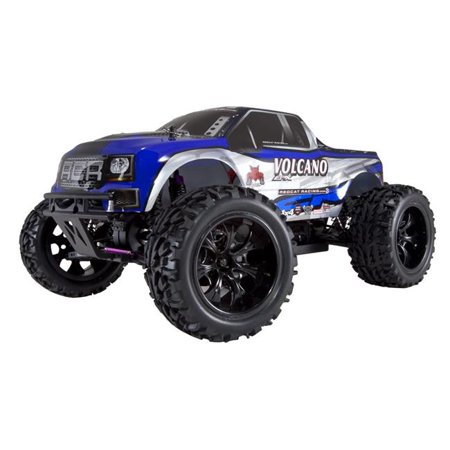 Redcat Racing RER04289 Volcano EPX 1 by 10 Scale Electric Monster Truck, Blue - image 10 de 10